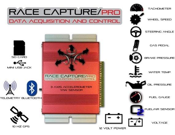 RaceCapture/Pro Mk2