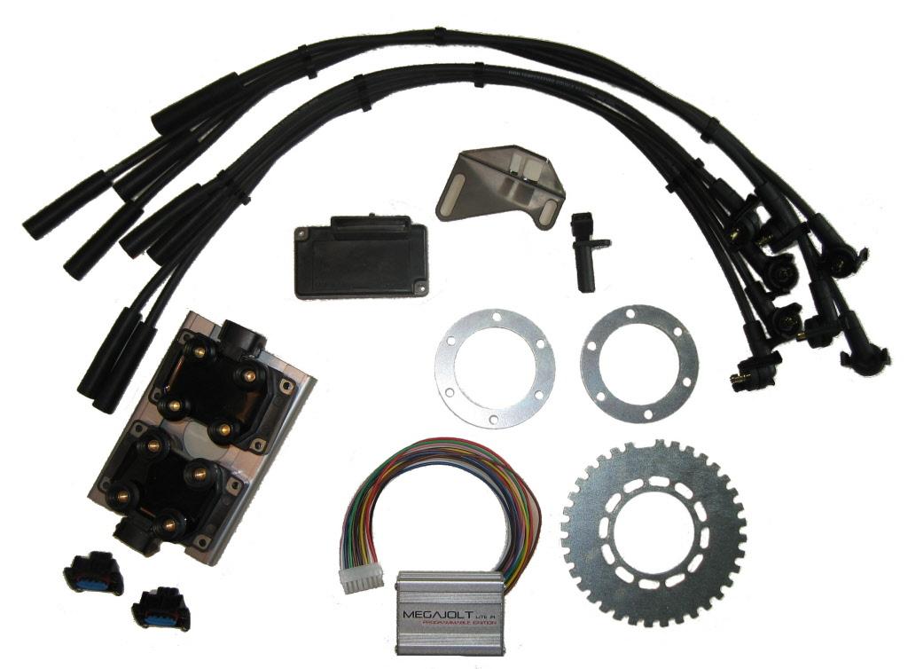 What Is A Spark Plug >> Complete Megajolt bundle for Rover V8 engines | MJ-RV8